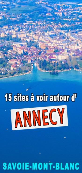 Autour d'Annecy, Pinterest © French Moments