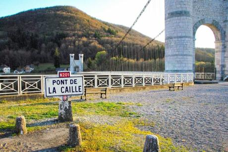 Autour d'Annecy - Ponts de la Caille © French Moments