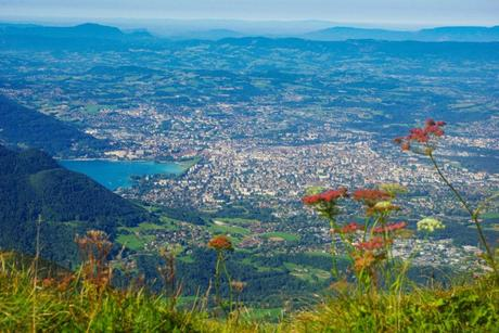 Autour d'Annecy depuis le Parmelan © French Moments