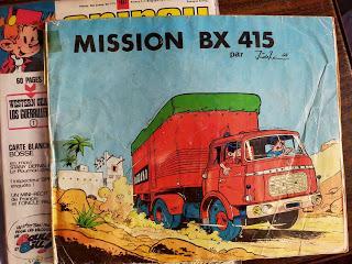 Jidéhem : Mission BX415 (Mes cases en stock 8)