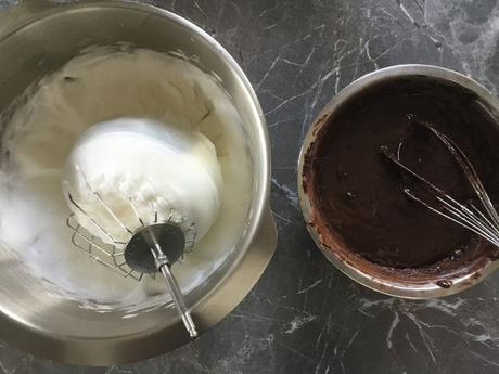 Étapes de la recette