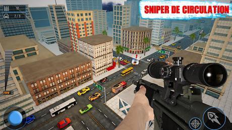 Télécharger Tireur d'élite Tireur - tournage Jeux -FPS  APK MOD (Astuce) 3