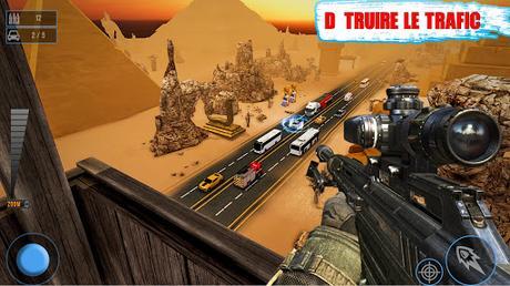 Télécharger Tireur d'élite Tireur - tournage Jeux -FPS  APK MOD (Astuce) 5