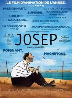 Josep, film d'animation de Aurel