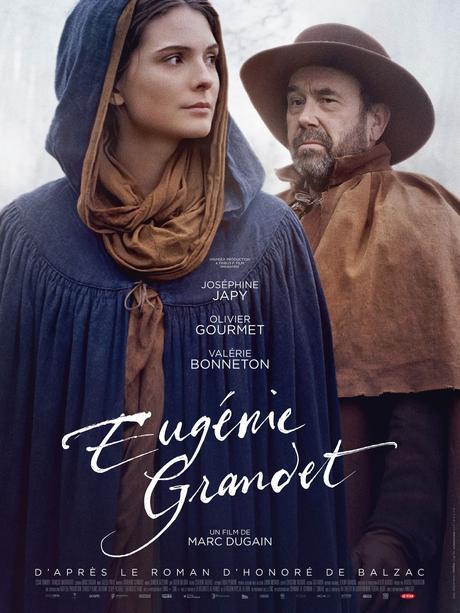 EUGENIE GRANDET avec Joséphine Japy, Olivier Gourmet...prochainement au Cinéma