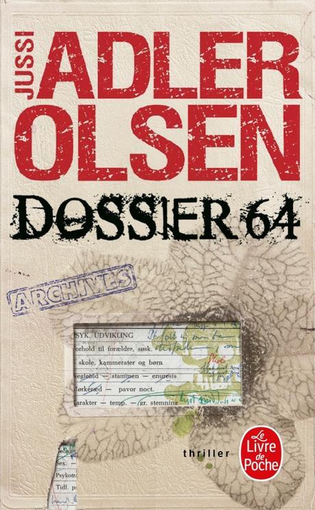 [Chronik' Book] Dossier 64 – Jussi Adler Olsen