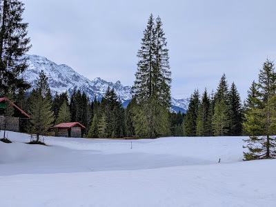 Wanderung / Balade Klais — Kranzbach — 20 Bilder / 20 photos