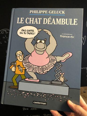 EXPO : Le Chat de Philippe Geluck s'expose sur les Champs Élysées