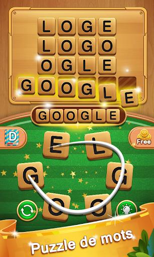 Code Triche Word Legend Puzzle - Cross addictive Word Connect APK MOD (Astuce) screenshots 2