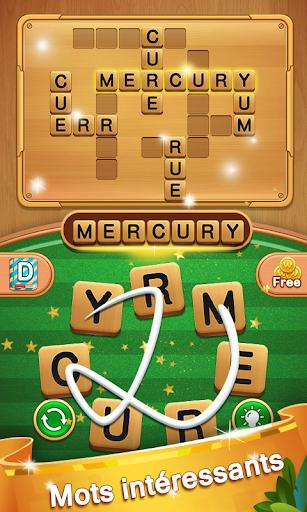 Code Triche Word Legend Puzzle - Cross addictive Word Connect APK MOD (Astuce) screenshots 4