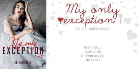 Ella (My only exception #1) • Delinda Dane