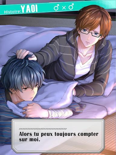 Télécharger Première Histoire d'Amour - Jeu Otome【yaoi・yuri】  APK MOD (Astuce) 2