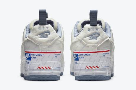La poste américaine attaque Nike pour cette Air Force 1