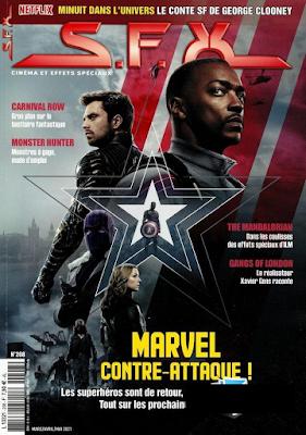Le nouveau numéro du Mag S.F.X  vient de paraitre