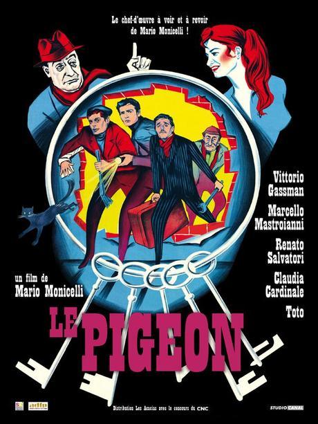 Le Pigeon (1958) de Mario Monicelli