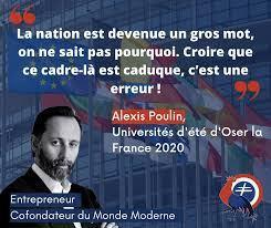 Alexis Poulin, ce médiacrate de #LFI qui mange à tous les râteliers… et prétend lutter contre l'extrême-droite ! #confusionnisme #racisme #fachosphere #desinformation