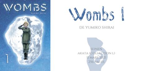 Wombs #1 • Yumiko Shirai