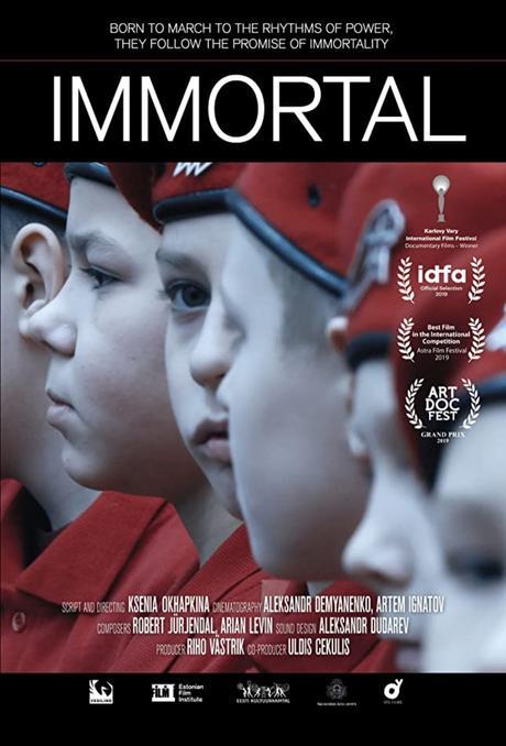 [CRITIQUE] : Immortal
