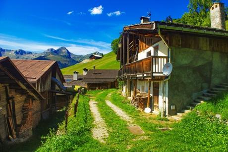 Le village de Boudin © French Moments
