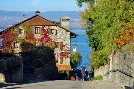 Villages de Savoie - Yvoire © French Moments