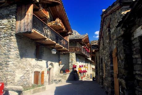 Villages de Savoie - Bonneval-sur-Arc © French Moments