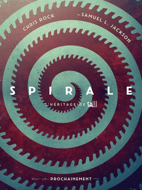 SPIRALE L'HERITAGE DE SAW avec Chris Rock, Samuel Jackson, Max Minghella, Marisol Nichols