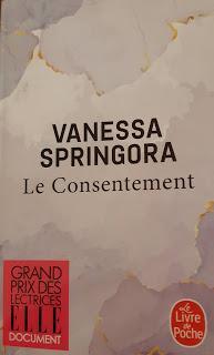 Le Consentement - Vanessa Springora ****
