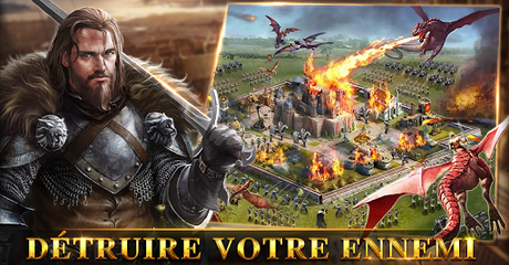 Code Triche Game of Kings: The Blood Throne  APK MOD (Astuce) 2