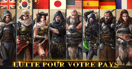 Code Triche Game of Kings: The Blood Throne  APK MOD (Astuce) 5