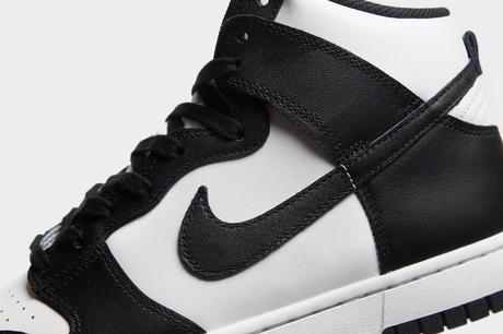 La Nike Dunk High arrive dans un coloris Black & White