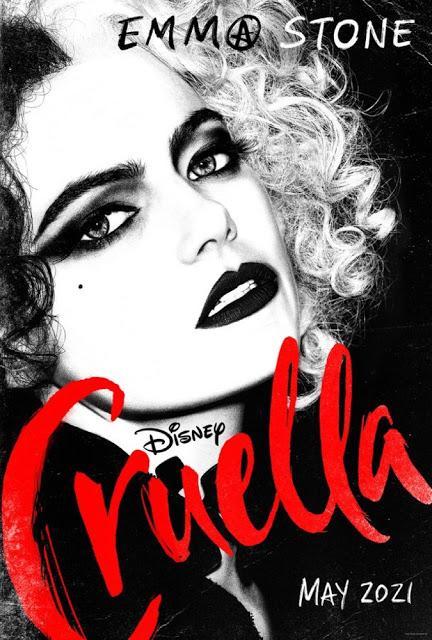 Nouveau trailer pour Cruella de Craig Gillepsie