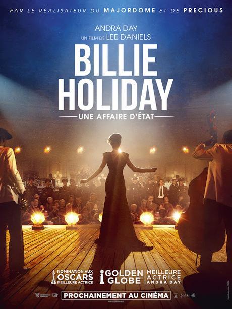Bande annonce VOST pour Billie Holiday : Une affaire d'état de Lee Daniels
