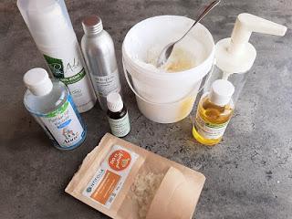 Fabriquer un lait corps fluide et naturel