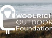 GREEN Woolrich fête création Outdoor Foundation
