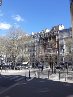 immeuble art deco, 29 avenue Rapp Paris 7