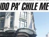 grande chaîne chilienne quitte l'Argentine [Actu]