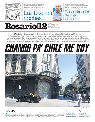 Une grande chaîne chilienne quitte l'Argentine [Actu]