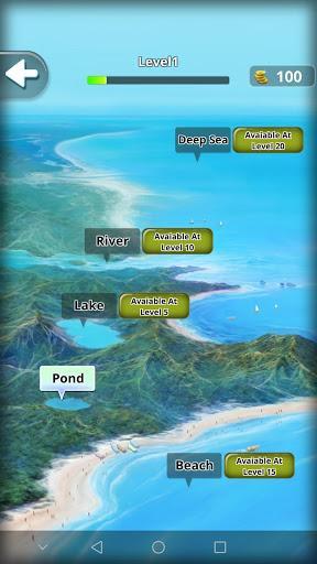 Télécharger Gratuit Real Reel Fishing Simulator : Ace Wild Catch 2018  APK MOD (Astuce) 4