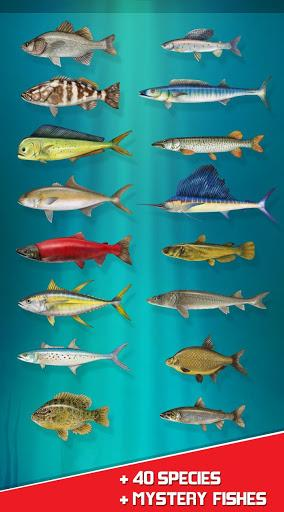Télécharger Gratuit Real Reel Fishing Simulator : Ace Wild Catch 2018  APK MOD (Astuce) 3