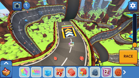 Télécharger Starlit On Wheels: Super Kart APK MOD (Astuce) 3