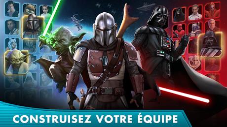 Télécharger Gratuit Star Wars: Héros de la Galaxie APK MOD (Astuce) 1