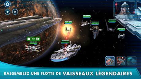 Télécharger Gratuit Star Wars: Héros de la Galaxie APK MOD (Astuce) 3