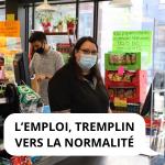 L'impact de la pandémie chez un jeune