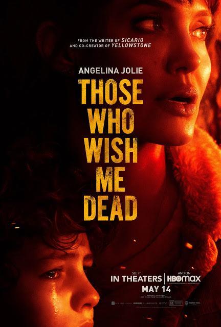 Premier trailer pour pour Those who wish me dead de Taylor Sheridan