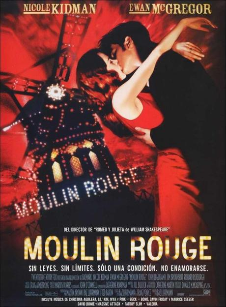 Moulin rouge : je découvre ce film 20ans après sa sortie !