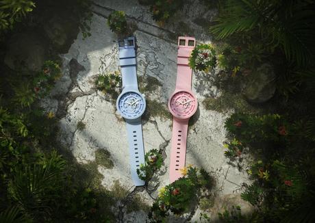 Swatch présente sa nouvelle montre écoresponsable
