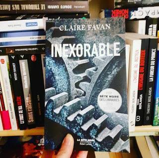 Inexorable - Claire Favan