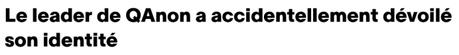 Q démasqué… par lui-même (#Mékeskisontcons)