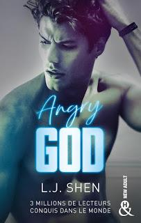 All Saint High #3 Angry god de LJ Shen