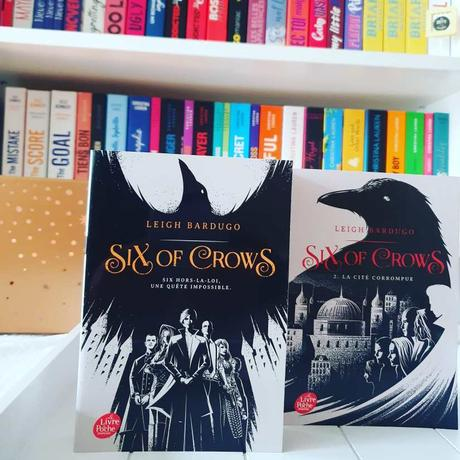 Six of Crows   Leigh Bardugo (#1)